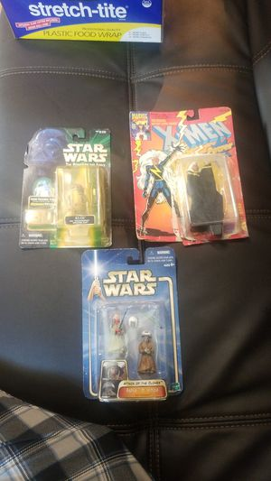 Star Wars and Xmen classic toys for Sale in San Jose, CA