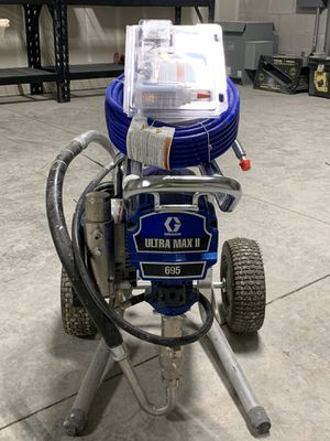 Graco 695 ultra max 2 airless sprayer for Sale in Kingsburg, CA