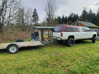 Flatbed Trailer for Sale in Kent,  WA