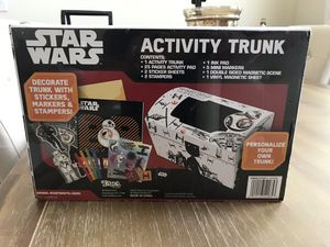 Star Wars Activity Trunk for Sale in Pembroke Pines, FL