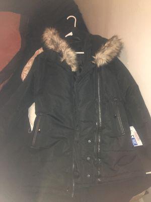 Winter Fury hood Coat for Sale in West Valley City, UT