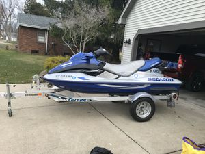 2001 Seadoo GTX-DI for Sale in Canfield, OH