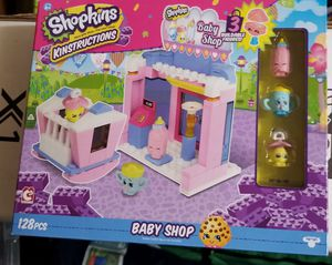 Shopkins Legos Baby Shop Set for Sale in Gainesville, VA