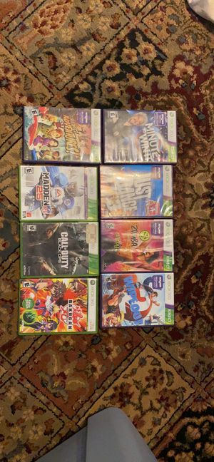 Xbox 360 Kinect games for Sale in Pittsburgh, PA
