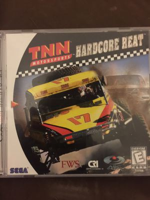 TNN hardcore heat dreamcast for Sale in Hayward, CA