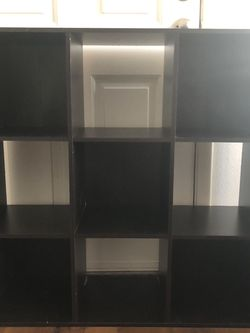 Cubicle Shelf In Black for Sale in Palm Harbor,  FL