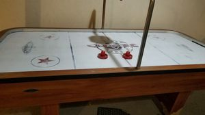 Classic sports air hockey for free just pick up for Sale in Anaheim, CA