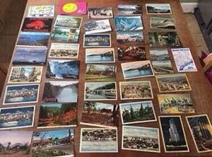 New never used about 40 Miscellaneous postcards lot-10 $10. Everett 98203 area for Sale in Everett, WA