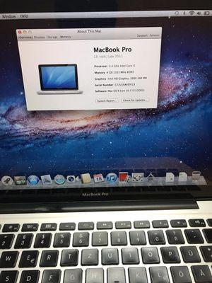 "MacBook Pro 13"" for Sale in Los Angeles, CA"
