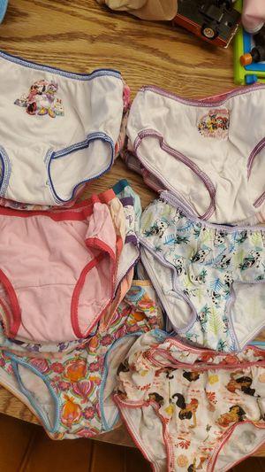 Girl toddler underwear 2t-4t for Sale in Oceanside, CA
