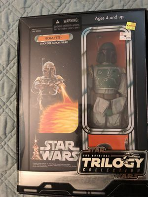 2004 Hasbro Star Wars 12'' action figure (Boba Fett) for Sale in Baltimore, MD