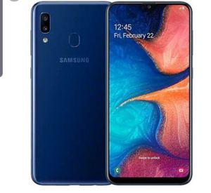 Samsung Galaxy A20 for Sale in Arlington, TX