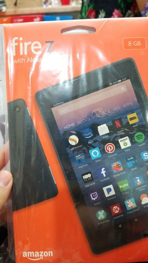 Brand New: Kindle Fire HD 7 with Alexa for Sale in Gulf Stream, FL