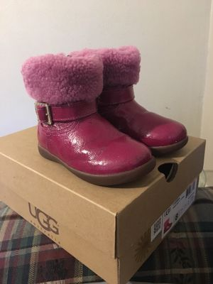 Little girl Ugg boots for Sale in Akron, OH
