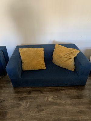 FREE SOFT BLUE LOVESEAT for Sale in El Segundo, CA