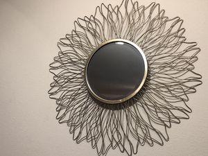 Studios Gold Sunburst Wall Mirror - 35.5 diam. in. for Sale in Riverside, CA