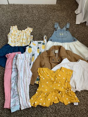 18-24months baby girl clothes for Sale in San Diego, CA