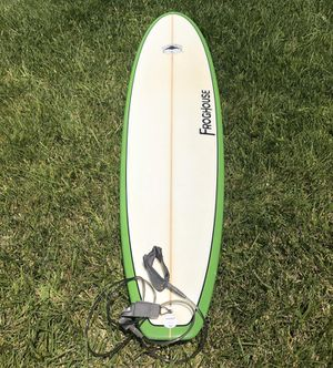 FrogHouse surfboard for Sale in Temecula, CA