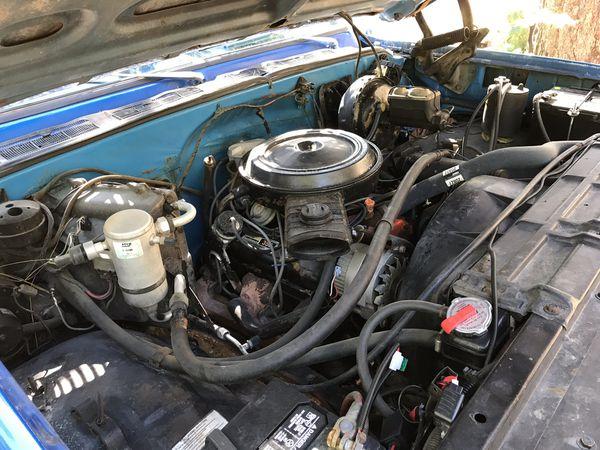 1979 Chevy k10 4 wheel drive