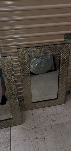 Wall frame mirrors for Sale in Fitchburg,  MA