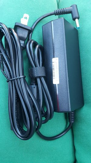 Laptop Notebook adapter charger for HP Chromebook Envy Touchsmart. 19.5V 45W or 65W. New. Text me the model if you are not sure. for Sale in Long Beach, CA
