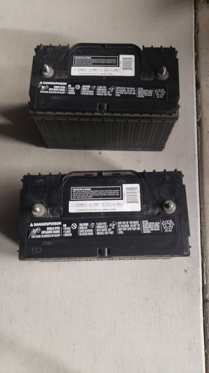 Battery,motorhome truck,trailer, 31-950,batteries for Sale in Orange, CA