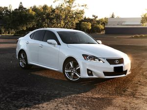 Lexus IS250 2012 for Sale in Fair Oaks, CA