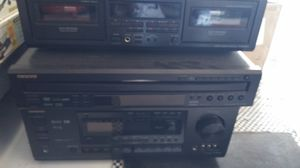 Onkyo home stereo unit for Sale in Maricopa, AZ