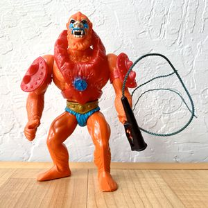 Vintage Heman and the Masters of the Universe Beast Man Complete Action Figure With 3 Piece Armor & Whip Weapon, Taiwan 1981 MOTU Toy for Sale in Elizabethtown, PA