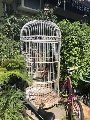 Cage for parrot for Sale in Sacramento, CA