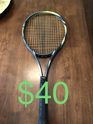 Head Radical Tour Twin Tube 690 tennis racket for Sale in Naperville, IL