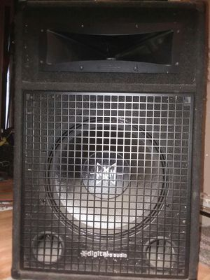 2 15 inche Digital Pro Audio speaker for Sale in Richmond, CA