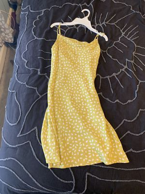 Yellow Swing Dress for Sale in Cumming, GA