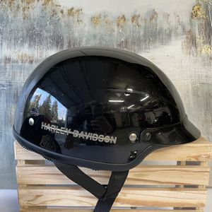 Harley Davidson half shell helmet for Sale in Lynnwood, WA