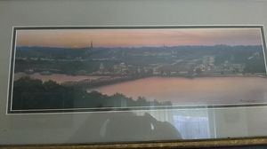 Beautiful painting of historic downtown Stillwater Minnesota for Sale in Glenwood City, WI