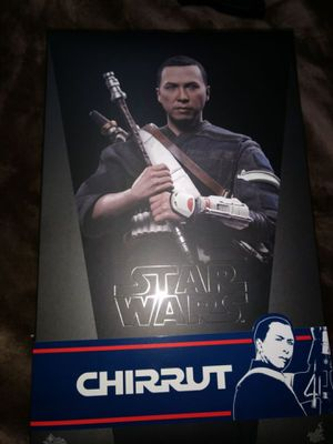 Hot Toys 1/6 Star Wars Rogue One Chirrut NEW for Sale in Long Beach, CA