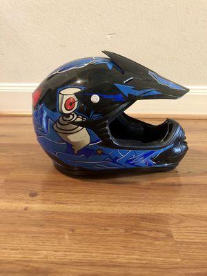 Youth Motocross/Dirt Bike Helmet for Sale in Sugar Land, TX