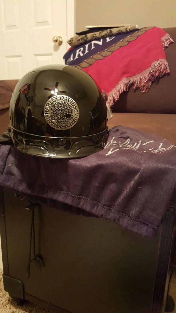 Harley Davidson Helmet