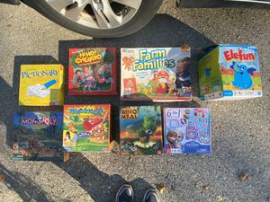 Board games for Sale in Lakewood, OH
