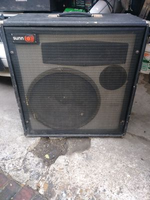Sunn Beta105H cabinet for Sale in St. Louis, MO