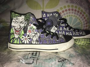 Joker converse for Sale in Cleveland, OH