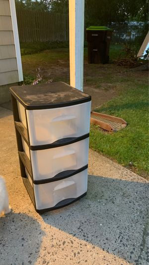 Plastic drawers for Sale in Old Bridge Township, NJ