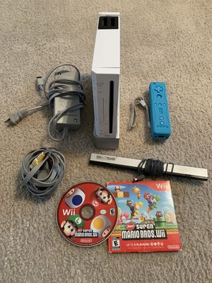 Nintendo Wii Bundle for Sale in Fort Worth, TX