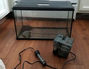 Aquarium/Fish tank kit for Sale in Riverside, CA