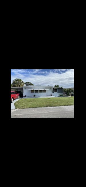 55 and older mobile home gated community and also no younger than 40 Willing to take trades RV or land of equal trade for Sale in West Palm Beach, FL