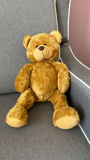 Brown teddy bear toy for Sale in Miromar Lakes, FL