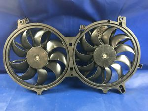 INFINITI EX35 FX50 G35 G37 M37 Q60 Q70 Q70L RADIATOR COOLING FAN ASSEMBLY #58276 for Sale in Fort Lauderdale, FL