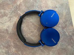 Wireless Bluetooth Sony headphones for Sale in Kenneth City, FL