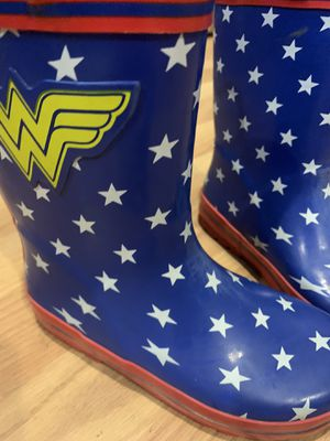 Girl Rain Boots size 10 for Sale in El Monte, CA