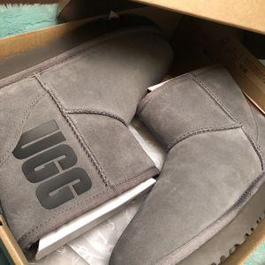 Brand New Mini Grey Logo UGGs for Sale in Virginia Beach, VA